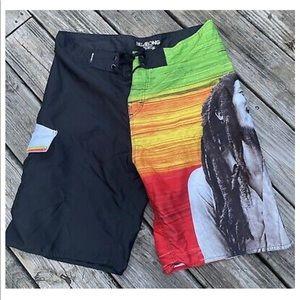 Billabong Bob Marley X Board Shorts Mens